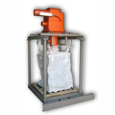 Дозатор для фасовки сыпучих материалов в биг-беги СВЕДА ДВС-301-1000-1