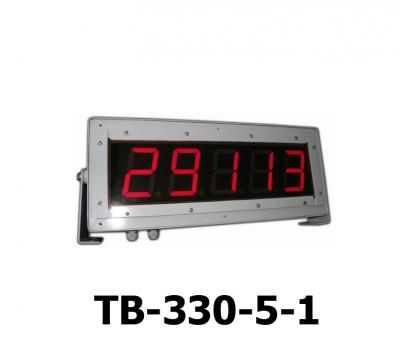Табло выносное-терминал ТВ-330