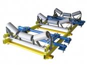 Многороликовые конвейерные весы ВК-230